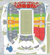 Rice Eccles Stadium Detailed Seating Chart Denver Terms And Agreements