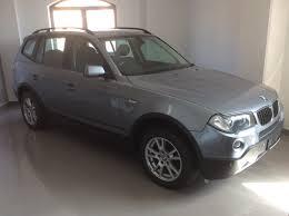 2005 BMW X3 Diesel SE Grey