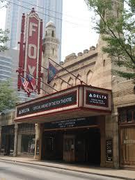 Fabulous Fox Theater Atlanta Seating Chart Fox Theatre Atlanta Wikipedia