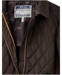 Women's Joules Marchesa Quilted Coat & Women's Joules Marchesa Quilted Coat - Dark Brown Adamdwight.com