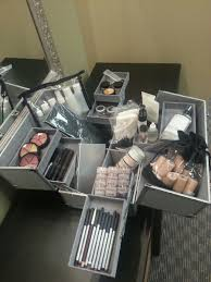 professional artist makeup kit 1 000 value for only 495 everything needed for easy transport to onsite