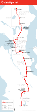 Downtown Seattle Light Rail Map File Link Light Rail Route Map Png Wikimedia Commons