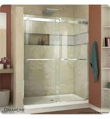to in bypass sliding shower door 63487 dreamline frameless tub doors