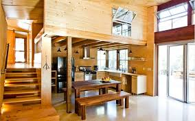 View in gallery Suspended home office in a loft design