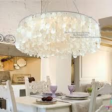 mediterranean style lighting. Mediterranean Style Shell Light Led Pendientes Garden Home Round Pendant Lamp Living Room Dining Lighting L