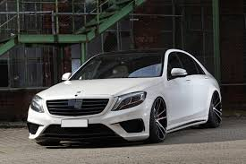 Mercedes-AMG S63 Slammed, Stanced And Boosted | Carscoops