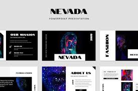 bold powerpoint templates nevada bold style powerpoint by tmint on creativemarket