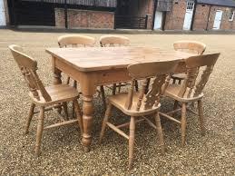 50 best farmhouse pine dining table