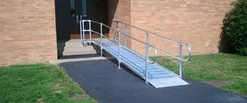 installing wheelchair ramps know the safety aspects