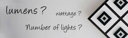 Led Lighting Requirement Calculator Charlston Lights