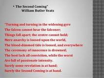 the second coming yeats analysis essay thesis computer science the second coming yeats analysis essay