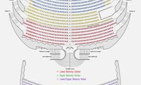 14 Scientific Bass Concert Hall Seat Map