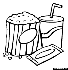 Small Picture Movies Online Coloring Pages Page 1