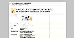 Window Brand Comparison Chart Replacement Window Comparison Chart Cryptoracks Co