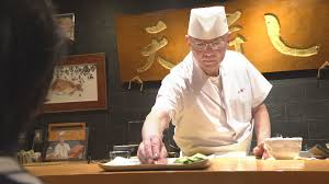 Sushi Cook Absolute Devotion Isao Amano Sushi Chef The