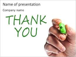 Thank You Note Size Thank You Powerpoint Template Written Note Size Illustrator