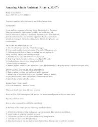 Office Manager Resume Cover Letter Englishor Com