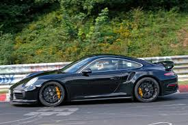 2018 porsche 911 turbo s for sale. porsche 991 turbo s facelift testing at the nurburgring 2018 911 for sale