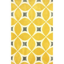 nuloom gabriela sunflower 5 ft x 8 ft area rug bhbc55b 508 the home depot