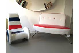funky style furniture. Funky Retro Modern Design American Style Sofa Chaise Playroom Kids Furniture Photo 1 D