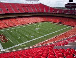 Arrowhead Stadium Section 329 Seat Views Seatgeek