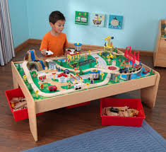 Kidkraft Heart Table And Chair Set Kidkraft Waterfall Mountain Train Set Table Kid Storage And