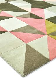 pink rose rugs contemporary modern area rugs contemporary rugs geometric rug pink grey