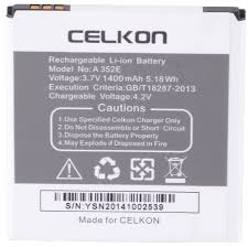 CELKON AR45 2000 mAh Li-ion Battery for ...