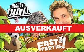 1,288,227 likes · 14,602 talking about this. Sascha Grammel Live Fast Fertig Event Center Castrop Rauxel