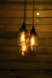 glass jar pendant light bell nz lights australia