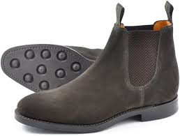 Want to add soft textures to your outfit? Amazon Com Loake Chatsworth Dark Brown Suede Leather Mens Chelsea Boots Chelsea