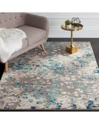 captivating light blue area rugs at new savings on bungalow rose crosier grey rug