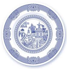 Blue Willow Pattern Unique Inspiration