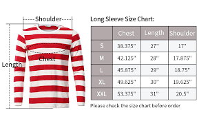 Amazon Com Kira Mens Basic Striped Long Sleeve Casual