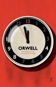 1984 by george orwell design by wh chong text publishing