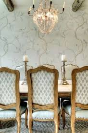 french country dining room decor inspiration segreto finishes plaster walls empire crystal chandelier