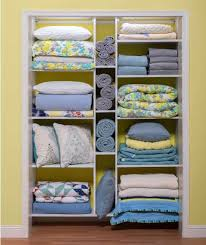 unique linen storage ideas