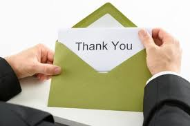Online Donors Still Love Thank You Letters By Mail