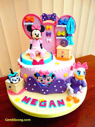 Cake Ideas For Women Birthday Boys Luxury Mickey Mouse Cakes By Mi 1