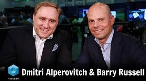 Cofounder of Crowdstrike Dmitri Alperovitch talks about their customer mix  on @theCUBE with @furrier @dvellante