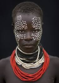 respecting and seeing the differences in all acknowledging that this too is beauty african tribal
