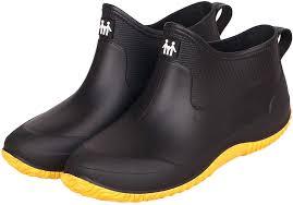Women Womens <b>Mens</b> Rain Boots <b>Waterproof</b> Garden Shoes <b>Anti</b> ...