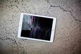 ed ipad screen got you down here
