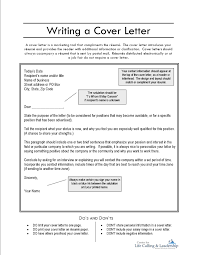 cover letter what should a cover letter look like what should a cover letter how to start a cover letter for resume what goes on writing letterwhat should