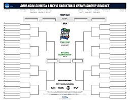 Ncaa Tournament Brackets To Print For March Madness