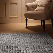 rug guru fusion grey wool rug