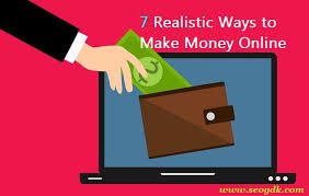 7 Realistic Ways To Make Money Online Seo Expert Seogdk