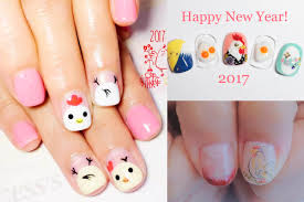 8 SUPER CUTE ROOSTER NAIL ART DESIGNS FOR CHINESE NEW YEAR - NÜYOU