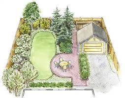 23 Small Backyard Ideas How To Make Them Look Spacious And Cozy Small Backyard Landscaping Plans