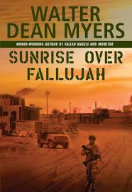 discussion guide for fallen angels and sunrise over fallujah  featured book